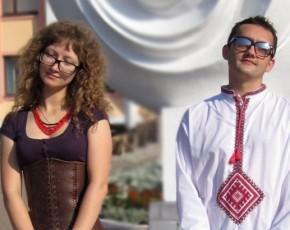 Олег та Інна Гриньків