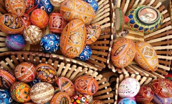 Етнофестиваль «Великдень у Космачі-2011»