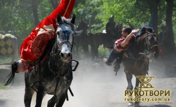 Як козаки, шляхтичі та кримчаки силами мірялися