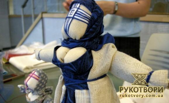 Запишись на майстер-клас з народної ляльки