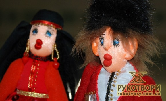 Laly Topuria: I am a Georgian and it happens that I manage to make dolls-Georgians best