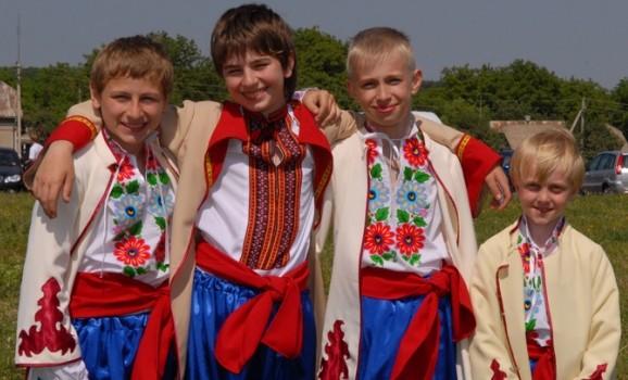 «Свято Вишиванки» на Тернопільщині
