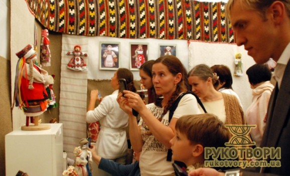 Найкращими виявилися ляльки з Полтави та Черкас