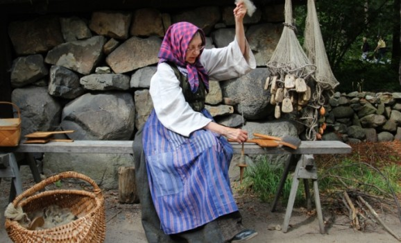 Swedish Skansen: the oldest open-air museum