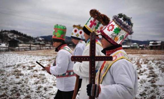 Виставковий фотопроект «Новорічні та Різдвяні свята на Гуцульщині»
