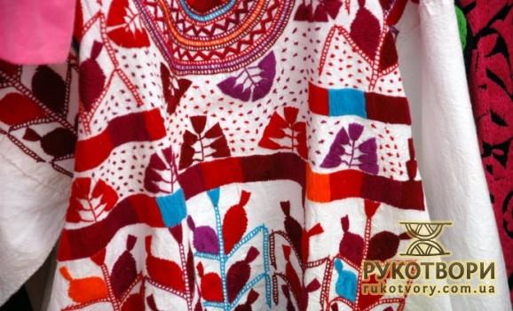 Мексиканський текстиль: тихий захід прекрасного