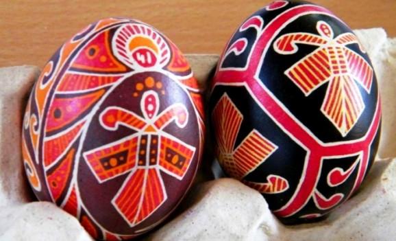Писанки з Кіровограда визнали одними з кращих в Україні