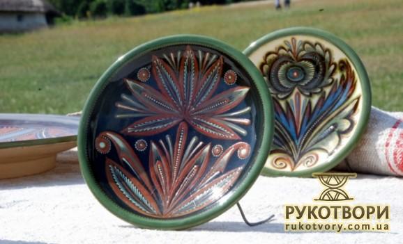 One-man ceramics exhibition. Serhiy Denysenko