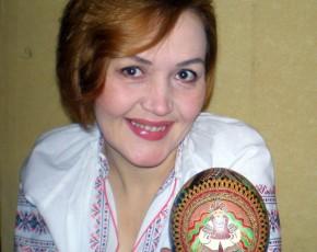 Олеся Токарська