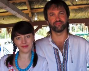 Андрій та Ірина Тирси