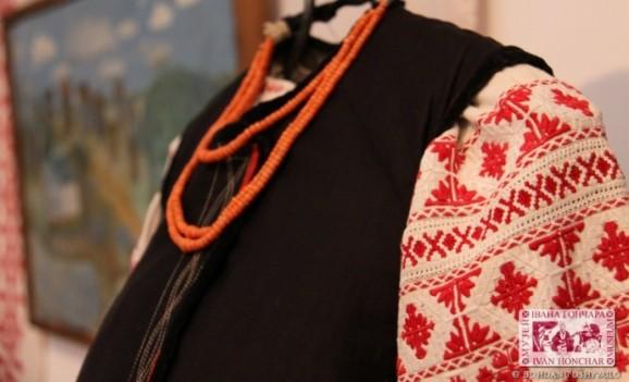 Виставка «Чернігівщина етнографічна» в Музеї Івана Гончара