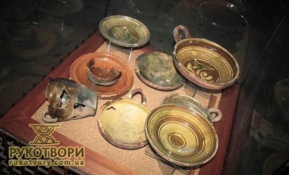Яким гончарним посудом користувалася шведська верхівка в 17 столітті