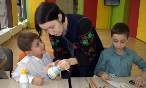 Культурно-розважальна програма «Відкрий всесвіт талантів своєї дитини»