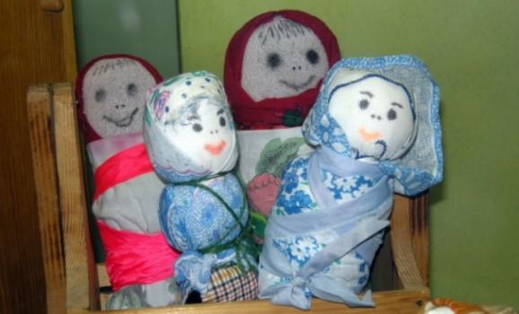 Українська ігрова лялька з колекції Тетяни Пірус у Музеї Іграшки