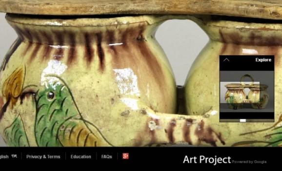 Перші українські музеї в Арт-проекті Google