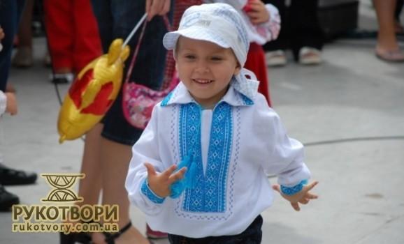 25 травня у Запоріжжі пройде марш у вишиванках