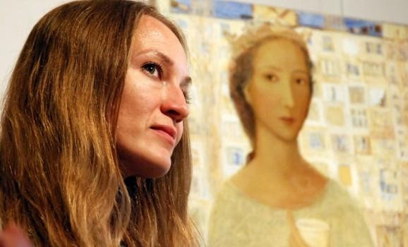 Виставка картин Катерини Косьяненко триватиме у Києві до 24 липня
