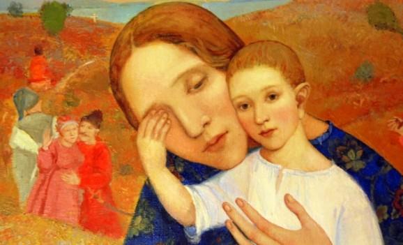 Світлини з виставки «Мої Мамаї» Катерини Косьяненко