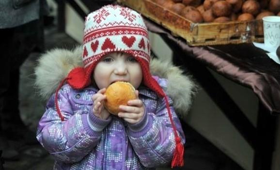 У Львові відбулося сьоме Свято пампуха