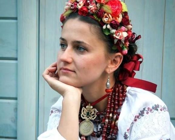 Лекція-показ «Традиційне вбрання Київщини» в Музеї Івана Гончара