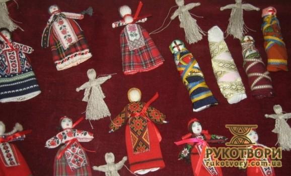 Майстер-клас з виготовлення ляльки-мотанки та ангела-оберега в Музеї Шевченка