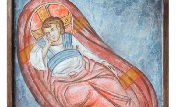 Благодійна виставка сімейної іконописної майстерні «Небо на землі»