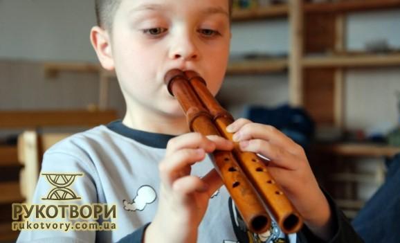 Постійнодіючу виставку українських народних інструментів відкрили у Шевченковому Гаю