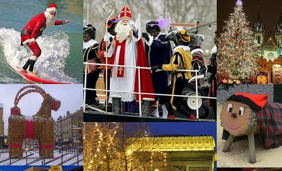 Найцікавіші різдвяні традиції світу