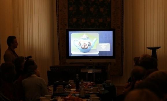 Творча зустріч за чаюванням в Музеї українського декоративного мистецтва в Києві
