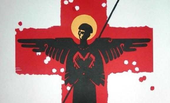 """""""Я – Волноваха"""": витинанка від художника з Жашкова (фотофакт)"""