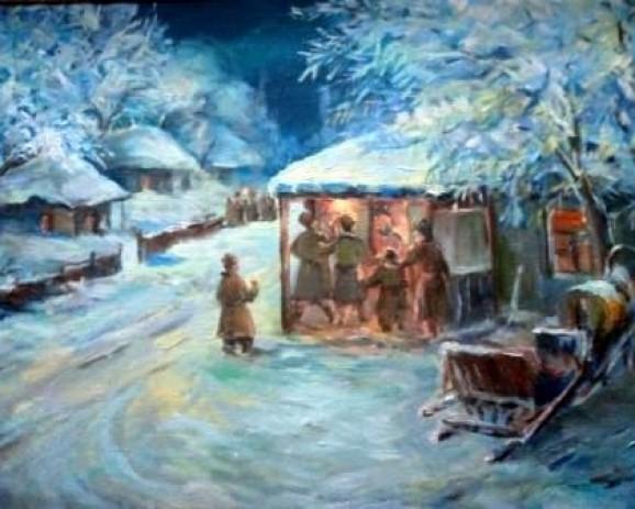 Різдвяна виставка в Національному музеї Т.Шевченка