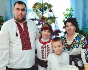 Василь і Лідія Столярі