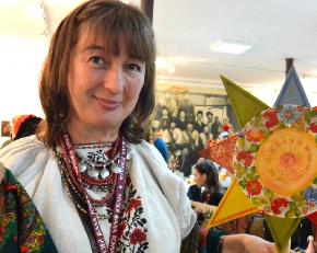 Лариса Мансурова