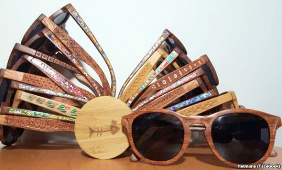 Гуцульські окуляри підкорюють США: американські зірки вже носять