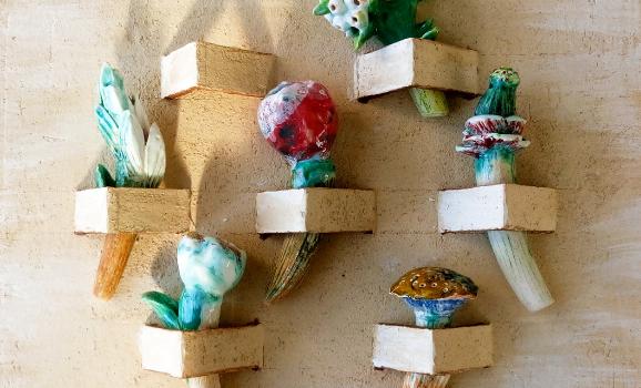 Виставка «Сучасна кераміка в інтер`єрі»