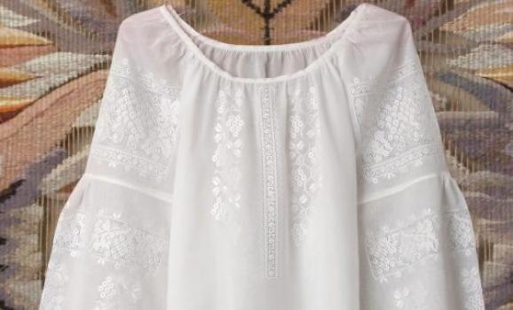 Білим по білому: ювілейна виставка Ніни Іпатій