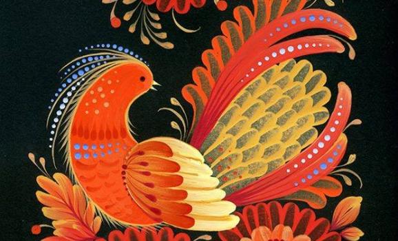 5 листопада запрошують на майстер-клас з Петриківського розпису «Осіння мелодія»