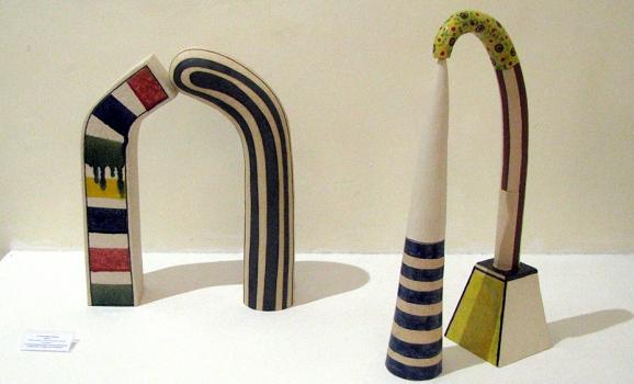 Мистецькі рефлексії в кераміці Лесі Падун