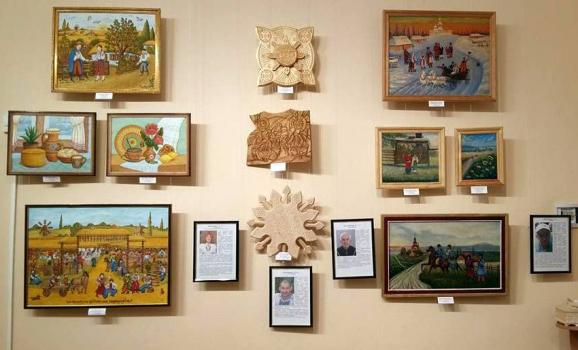«Країна майстрів» Кіровоградщини: у Кропивницькому відкрилася обласна виставка народного мистецтва