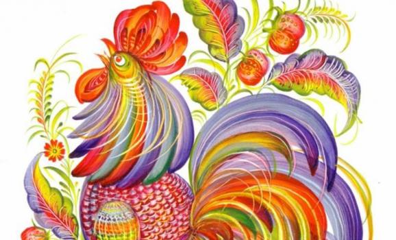 Запрошують на творчий майстер-клас з Петриківського розпису Андрія Пікуша