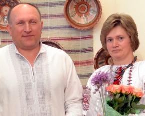 Сергій та Світлана Погонець