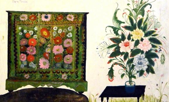 Виставка давніх скринь триває у київському музеї