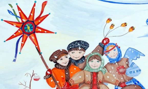 Як українці уявляють собі Різдво / Рукотвори