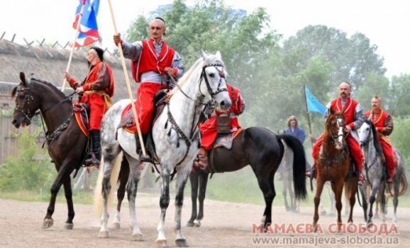 Великий лицарський турнір «Шабля «Козака Мамая»