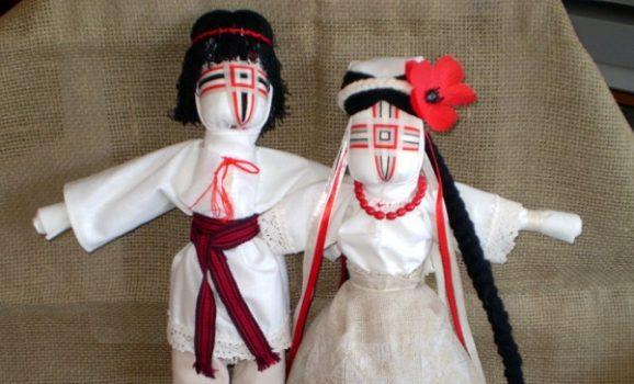 Виставка ляльок-мотанок