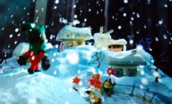 Анімованим «Щедриком» відкрилася зимова Країна мрій