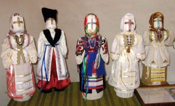 Замальовка виставки майстрів Полтавщини