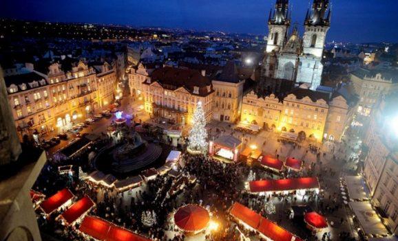Вертепи – головна ознака Різдвяних свят у Празі