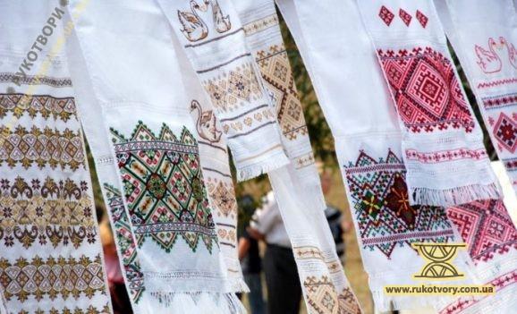 Виставка «Вишивка. Рукоділля. Ремесла» у Києві