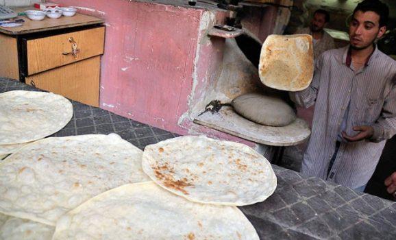 Пекарня та квартал ковалів в Алеппо (Сирія)